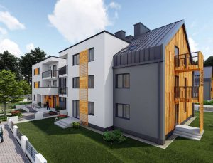 Apartamenty na sprzedaż dla niepełnosprawnych w Dziwnowie