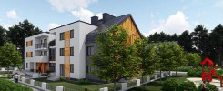 Mieszkania na sprzedaż nad morzem - atrakcyjnie połozone osiedle Klimaty Bałtyku