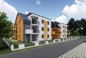Apartamenty z miejscami parkingowymi na sprzedaż w Dziwnowie