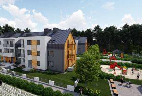 Atrakcyjne mieszkania na sprzedaż nad morzem - osiedle Klimaty Bałtyku w Dziwnowie
