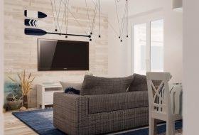 Apartamenty na sprzedaż Dziwnów - wizualizacja mieszkania